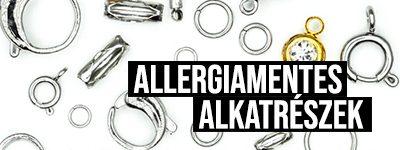 Allergiamentes termékeink